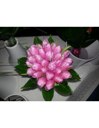 Ramo de Novia de Tulipanes