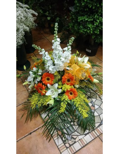 Centro de Flores Primaveral 3