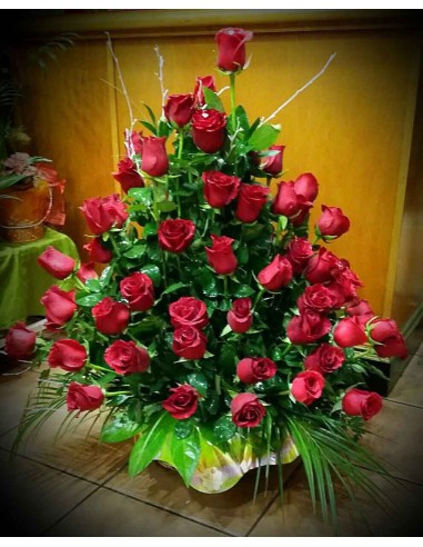 Centro de Rosas Aniversario
